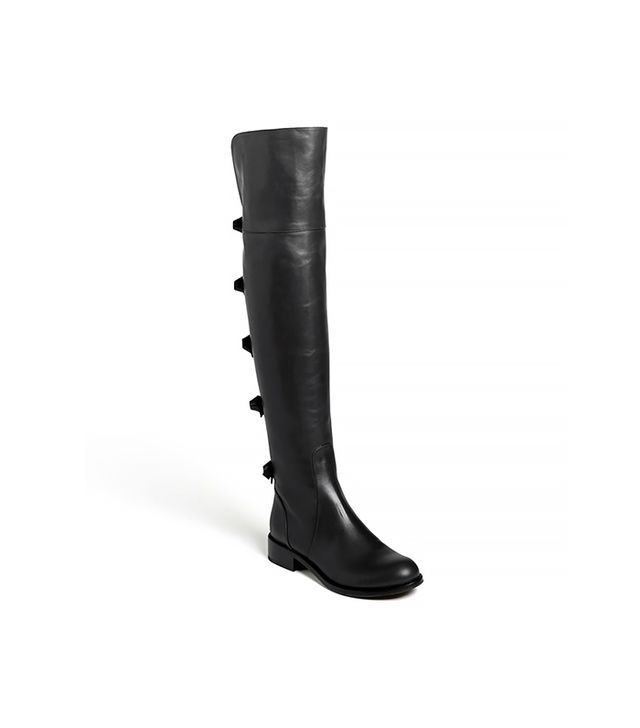 Valentino Bow Over the Knee Boot