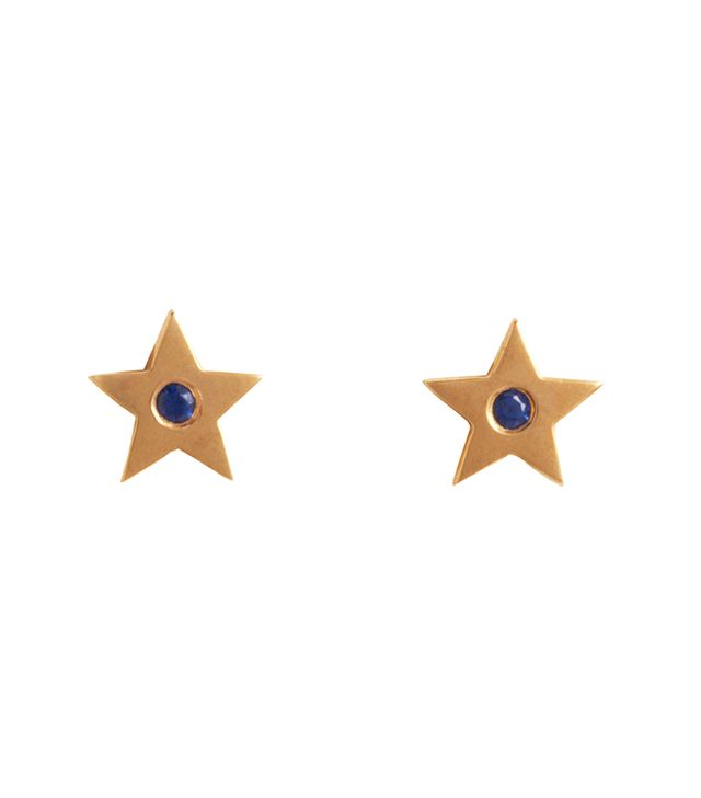 Minor Obsessions Star Sparkle Stud Earrings