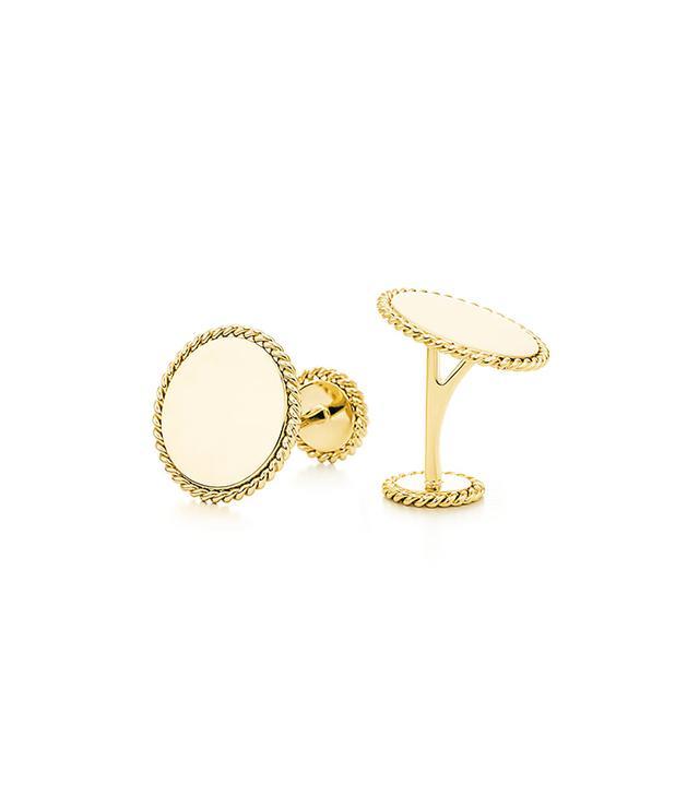 Tiffany & Co. Tiffany Twist Cuff Links