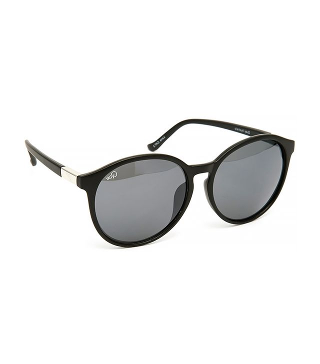 Quay Flyn Round Sunglasses