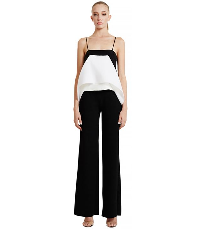 By Johnny Black Bell Pant