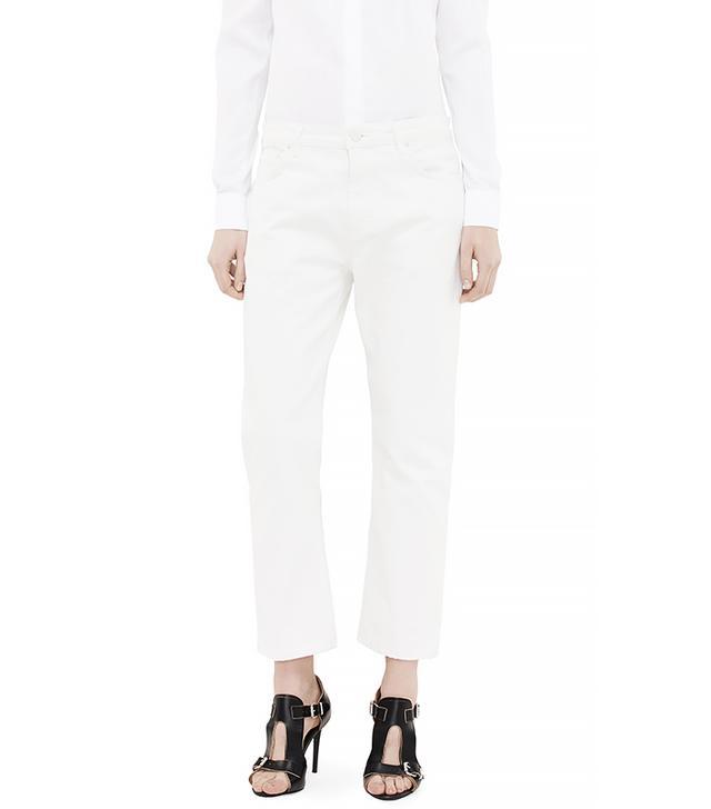 Acne Studios Pop White Pants