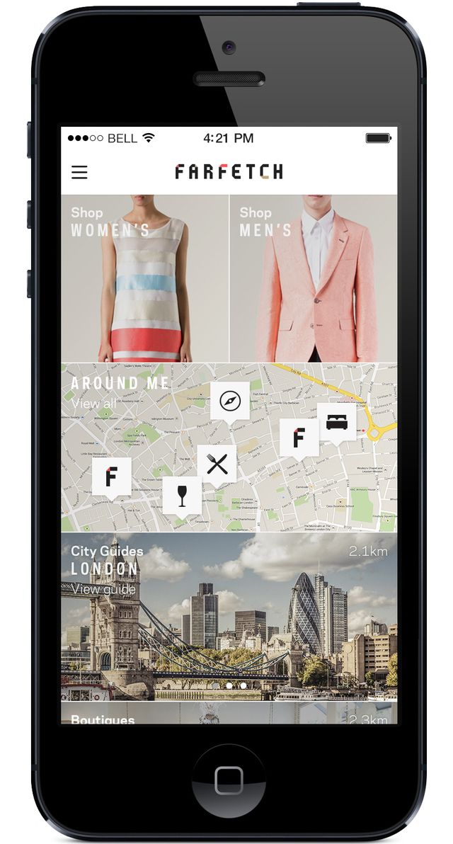 Shop the Coolest Boutiques in the World With This New App