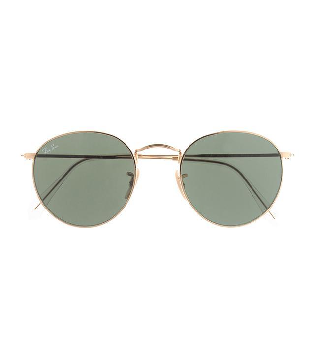 Ray Ban Retro Round Sunglasses