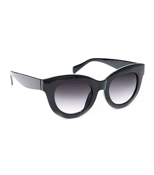 ASOS Chunky Cat Eye Sunglasses