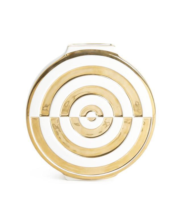 Jonathan Adler Futura Bullseye Vase