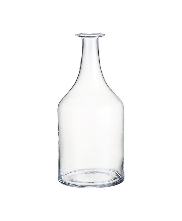Crate & Barrel Quinn Bottle Vase