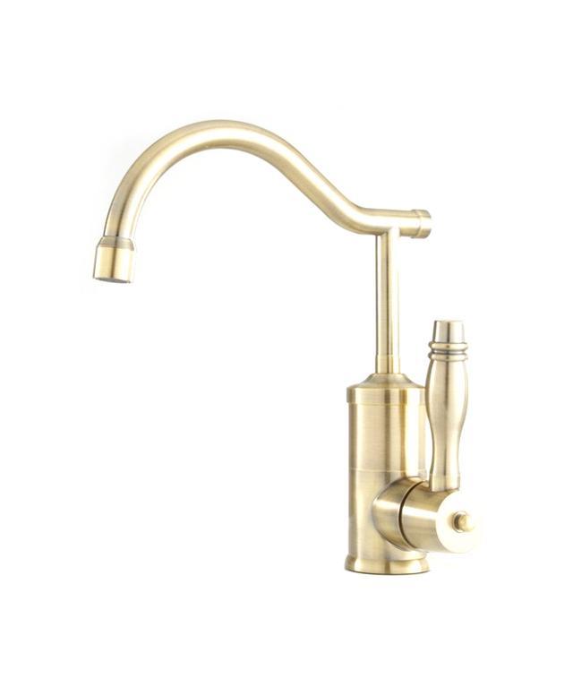 Signature Hardware Midland Single-Hole Kitchen Faucet
