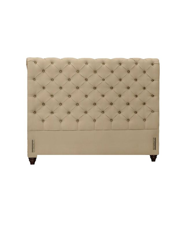 Pottery Barn Chesterfield Upholstered Headboard
