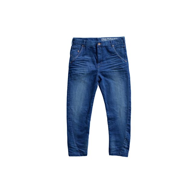 H&M Tapered Low Jeans