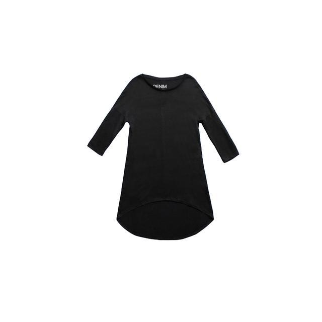 H&M Long Linen Top