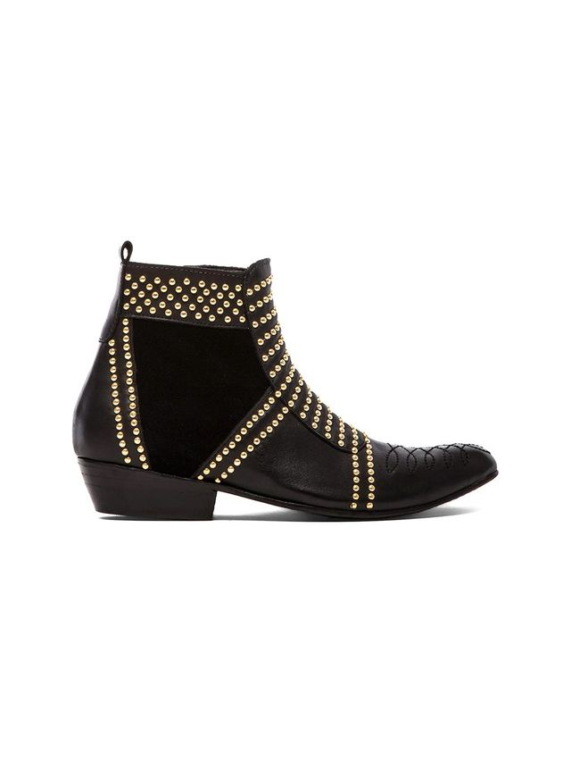 Anine Bing Boots With Studs