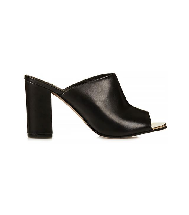 Topshop Glacial Mule Sandals