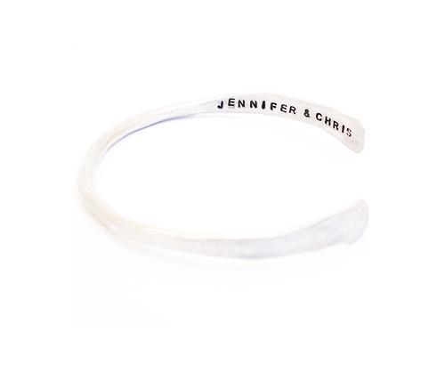 Madre de Olivia 10th Anniversary Cuff Bracelet