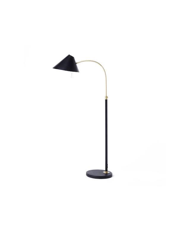 West Elm Mid Century Task Floor Lamp