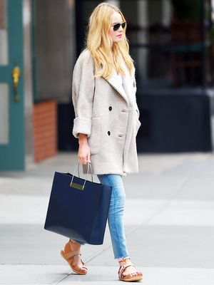 How Your Favorite Celebrities Wear Fall's Most Stylish Coats