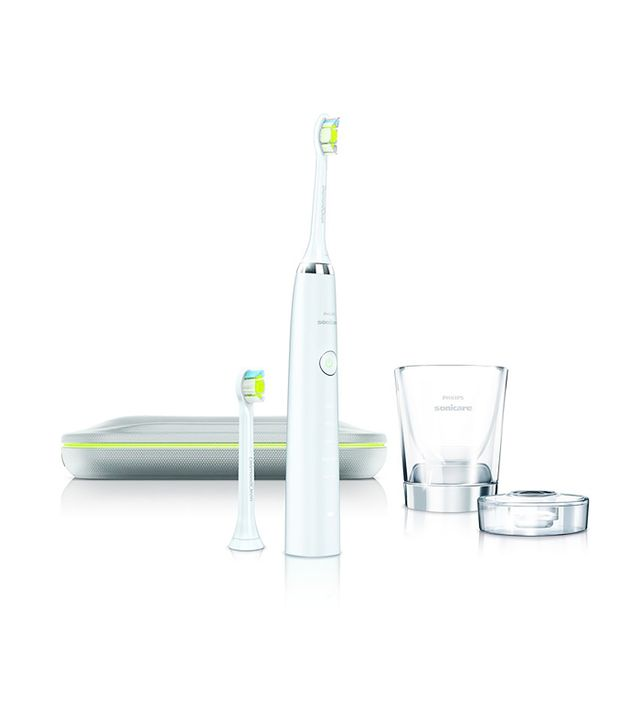 Philips Sonicare Sonicare DiamondClean White Rechargeable Electric Toothbrush