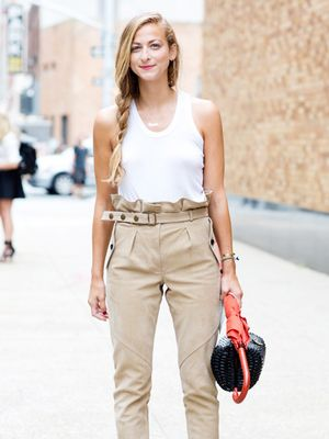 Tip of the Day: How to Pull Off Khaki Trousers