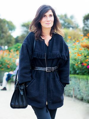 Look Slimmer With This 1 Easy Coat Trick