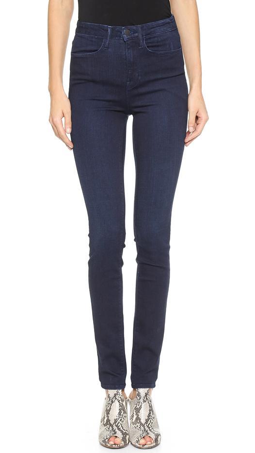 AYR High Rise Skinny Jeans