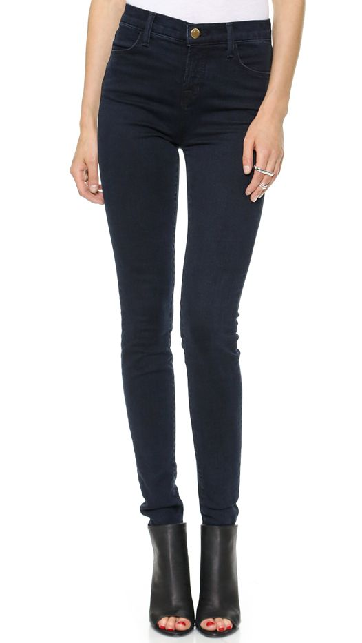 J Brand Marla High Rise Photo Ready Jeans