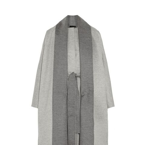 Arnet Brushed Wool-Felt Coat