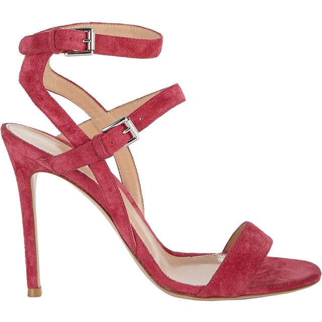 Gianvito Rossi Double Ankle-Strap Sandals