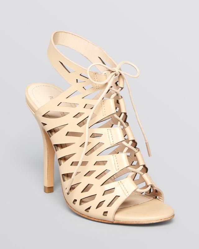 Pour La Victoire Yermark High Heel Sandals