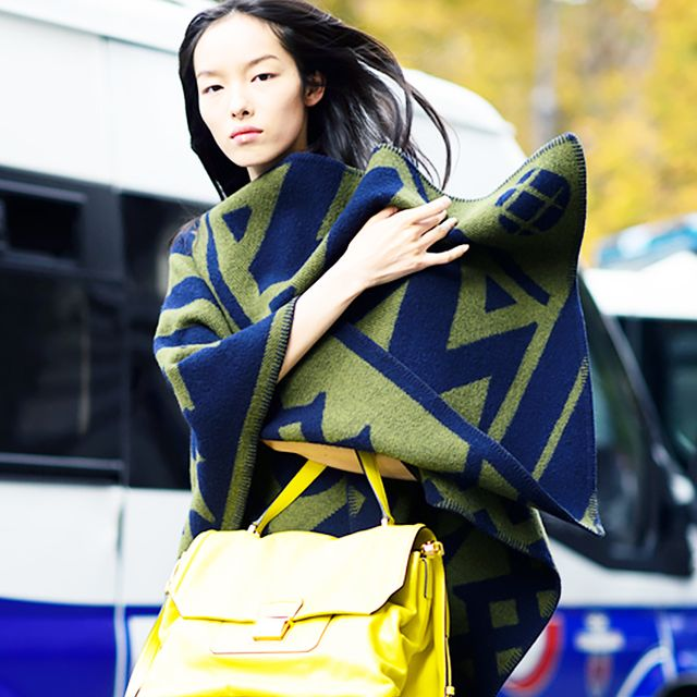 Wrap It Up: 10 Stylish Blanket Coats for Fall