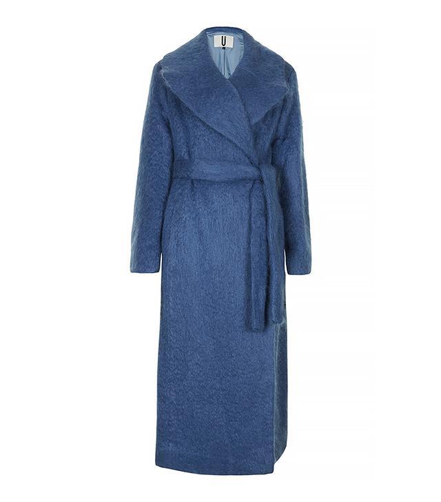 Topshop Unique Blanket Coat