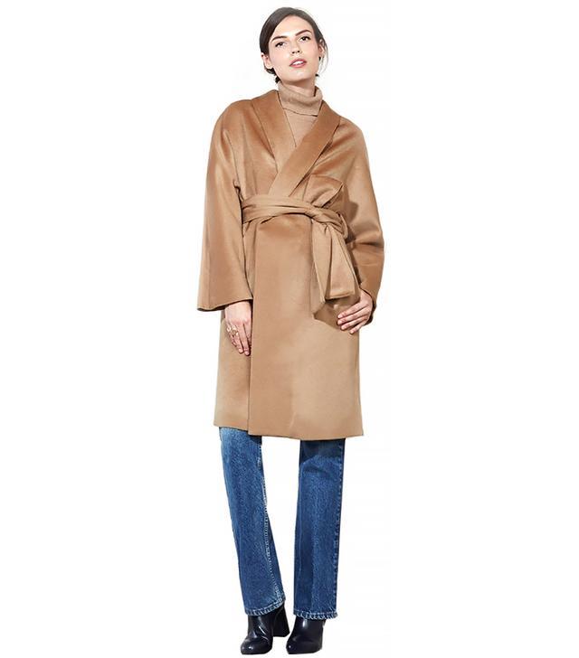 Reformation Sabel Coat
