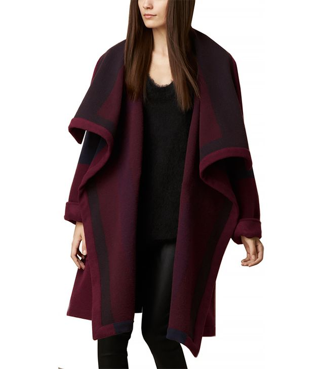 Wrap It Up 10 Stylish Blanket Coats For Fall Whowhatwear