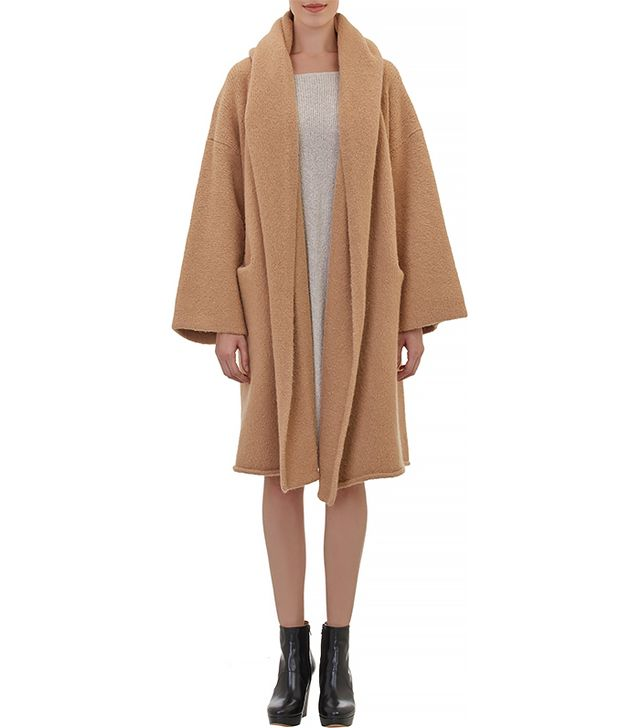 Wrap It Up 10 Stylish Blanket Coats For Fall Whowhatwear Uk