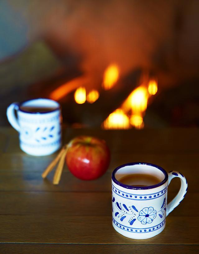 Le Souk Ceramique Floral Mug