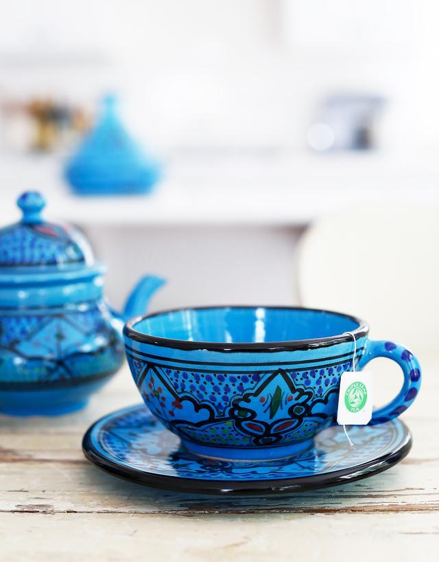 Le Souk Ceramique Seaside Latte Mug