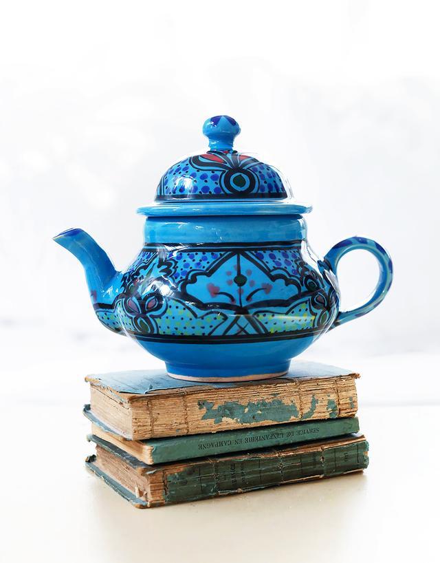 Le Souk Ceramique Seaside Teapot