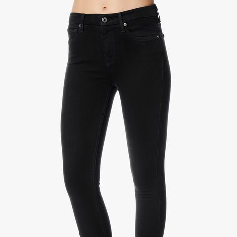 Slim Illusion Luxe High Waist Skinny Jeans