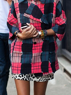Would You Wear It? Clashing Prints