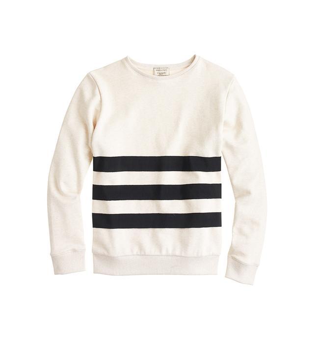 Maison Kitsuné Grosgrain Sweatshirt