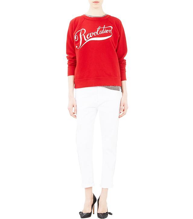 Isabel Marant Étoile Gen 'Revolution' Sweatshirt