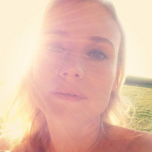 Attention! Diane Kruger Has Joined Instagram