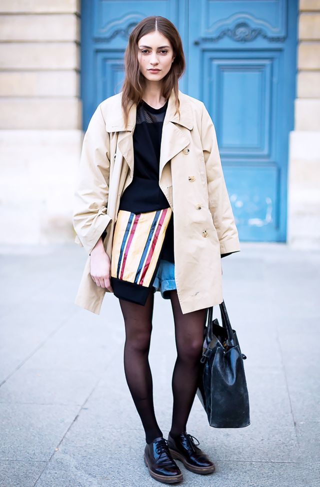 10 Ways to Dress Like a French Girl This Fall