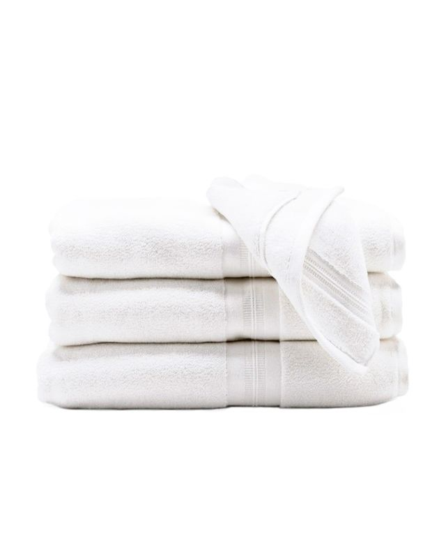 Waterworks Benchmark Cotton Towels