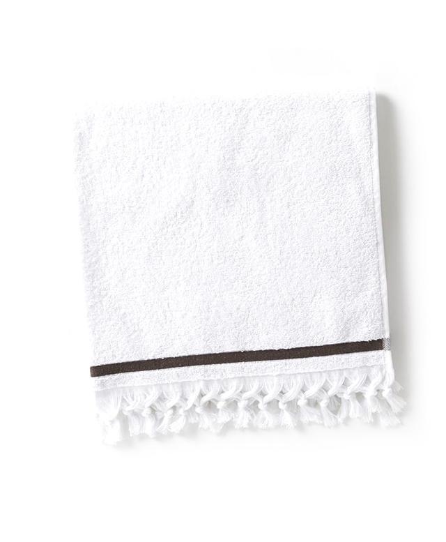 West Elm Turkish Tassel Towels