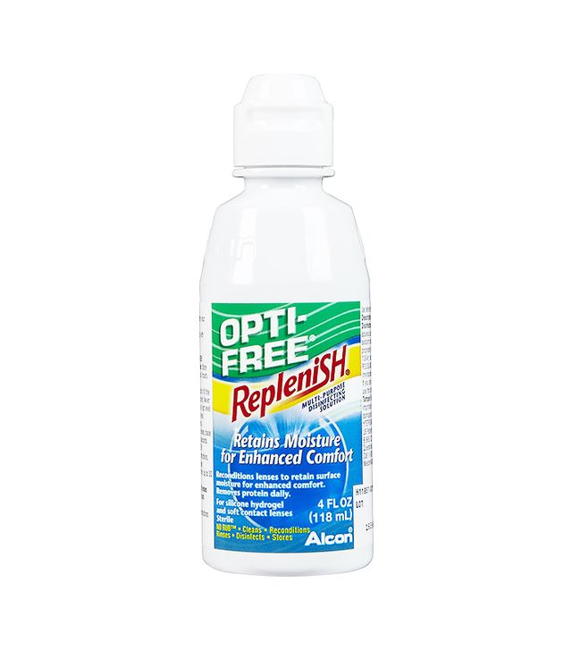 Opti-Free Replenish Disinfection Solution