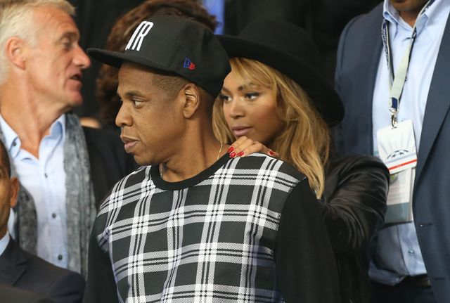 Yes, Beyoncé and Jay Z Are Recording an Album Together