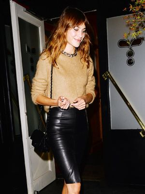 Meet Alexa Chung's Favorite Shoes