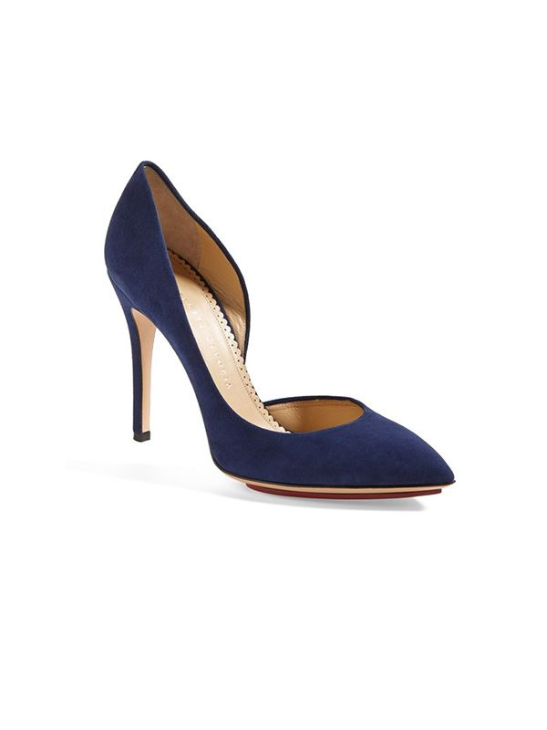 Charlotte Olympia The Lady Pumps