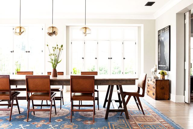 Step Inside Michael C. Hall's Spanish-Style Renovation