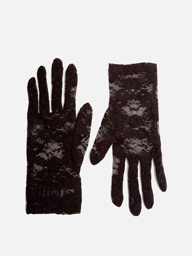 ASOS Lace Gloves